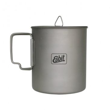 Garnek ESBIT Titanium Pot