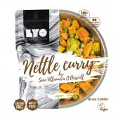 LyoFood Danie wegańskie duża porcja - Zielone curry z pokrzywą
