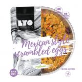 LyoFood Danie wegetariańskie mała porcja - Jajecznica meksykańska