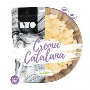 LyoFood Danie wegańskie mała porcja - Krem kataloński