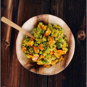 Danie wegańskie duża porcja - Zielone curry z pokrzywą LYOFOOD