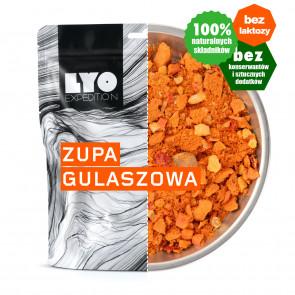 Danie obiadowe duża porcja - Zupa gulaszowa