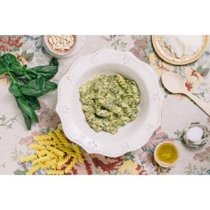 Danie obiadowe pojedyczne - Makaron z Pesto i bazylią
