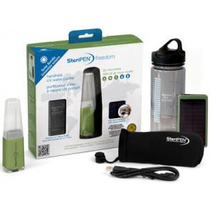 Uzdatniacz wody z ładowarką solarną SteriPEN