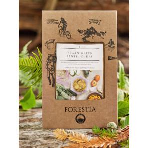 Forestia Danie obiadowe pojedyncze - Curry z zielonej soczewicy z podgrzewaczem